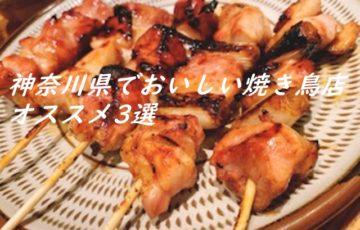 神奈川県でおいしい焼き鳥店オススメ3選